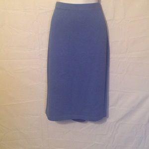 St John Pencil Skirt
